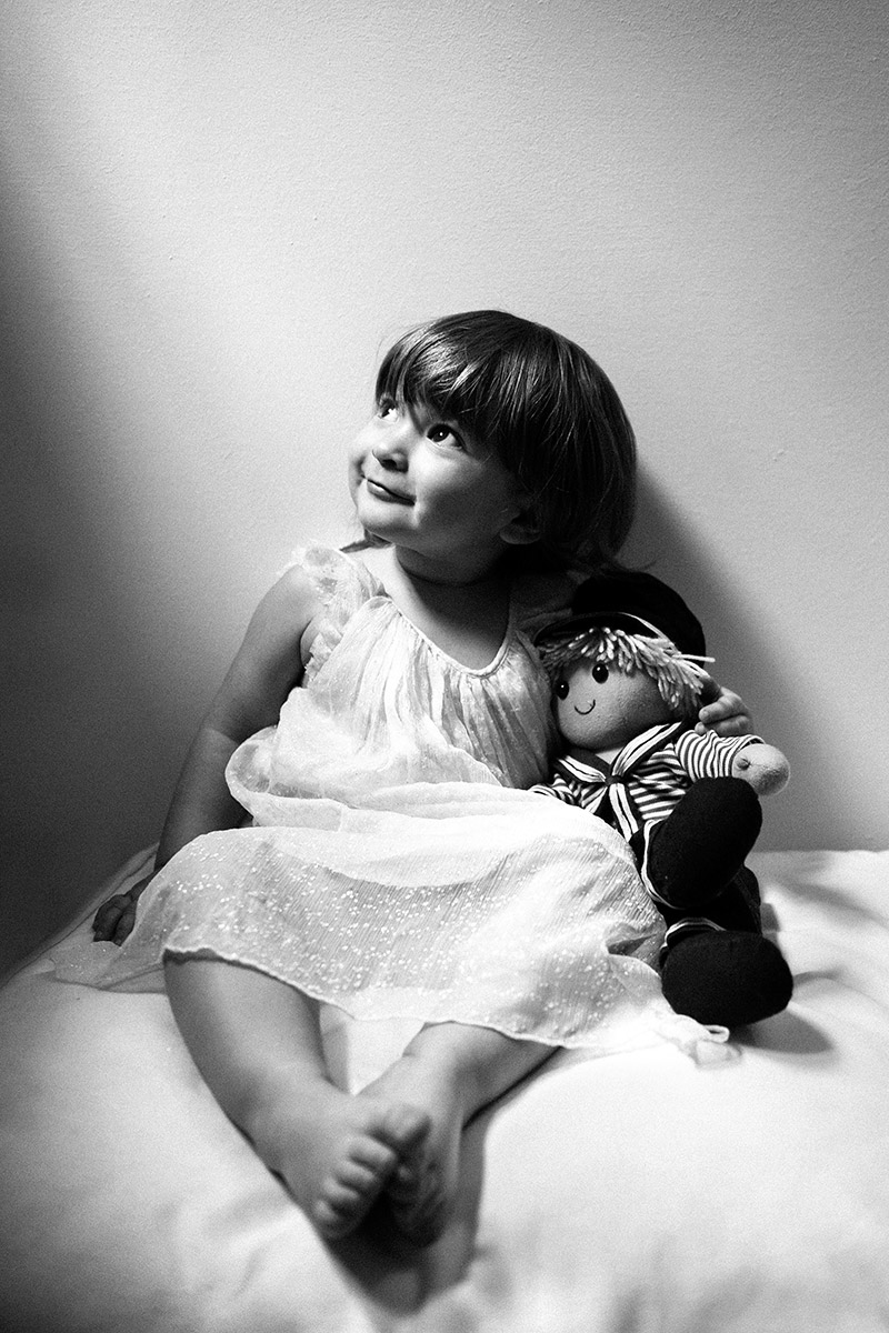 baby portrait:Nina