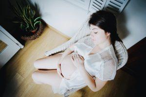 Maternity - portrait
